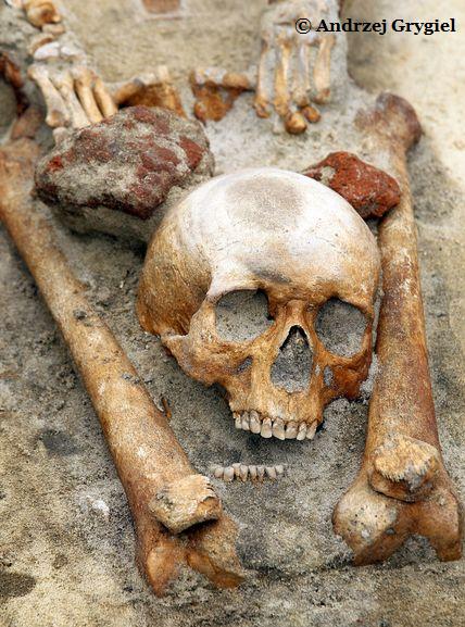 Vampire Burials - Decap