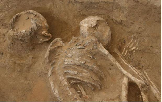 Unusual-ology: Strange 6,500-year-old Neolithic Burials Discovered in Egypt.