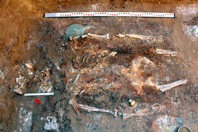 amazonian burial